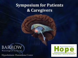 Symposium for Patients   Caregivers