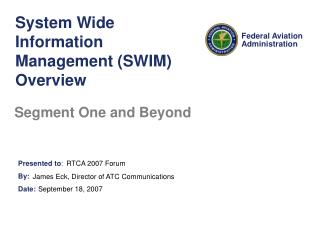system wide information management swim overview