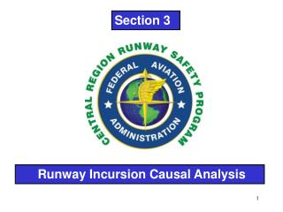 runway incursion causal analysis