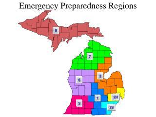Emergency Preparedness Regions
