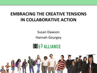 Embracing the Creative Tensions in Collaborative Action