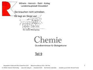 Wilhelm - Heinrich - Riehl - Kolleg Landeshauptstadt D sseldorf