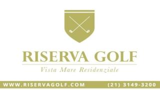 Riserva Golf - (21) 3149-3200 - WWW.RISERVAGOLF.COM