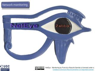 NetEye - Monitoring by Francisco Basurte Garrido is licensed under a  Creative Commons Reconocimiento 3.0 Unported Licen