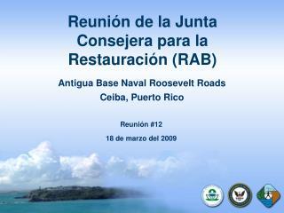 Antigua Base Naval Roosevelt Roads Ceiba, Puerto Rico