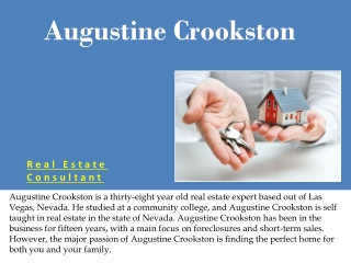 Augustine Crookston