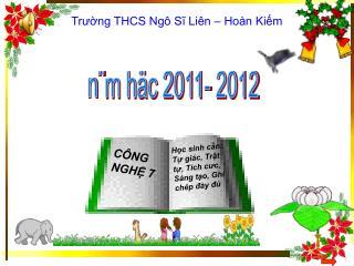 N m h c 2011- 2012