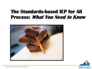 iep report of progress and achievement  k-12