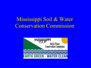Mississippi Soil  Water Conservation Commission