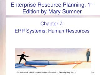 Enterprise Resource Planning, 1st Edition by Mary Sumner