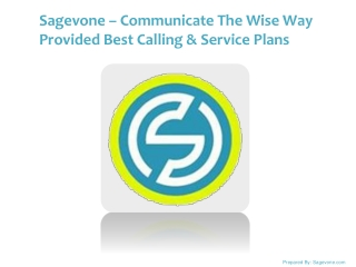 Sagevone – Communicate the wise way