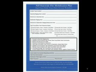 Police Worksheet 1