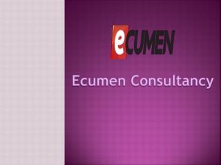 Ecumen Consultancy