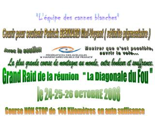 Le 24-25-26 OCTOBRE 2008