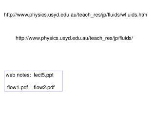 Physicsyd.au