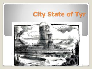 City State of Tyr
