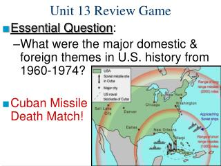 Unit 13 Review Game