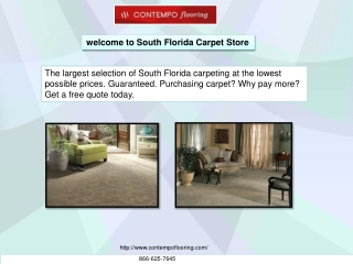 south florida carpet stores