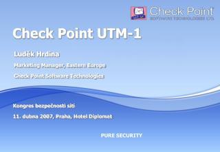 Check Point UTM-1