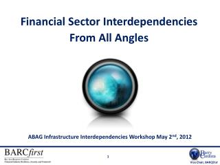 ABAG Infrastructure Interdependencies Workshop May 2nd, 2012