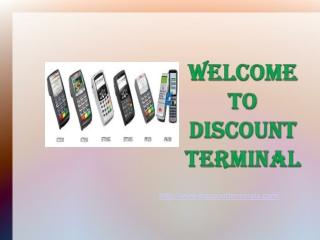 Credit Card Processing Terminal