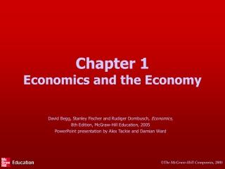 chapter 1 economics and the economy