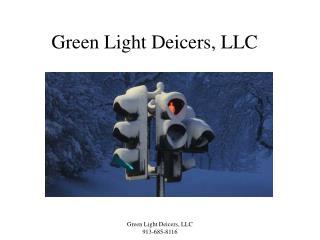 Green Light Deicers, LLC