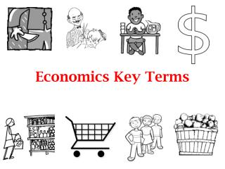 Economics Key Terms