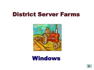 District Server Farms