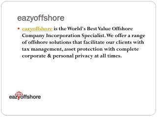 offshore companies registration