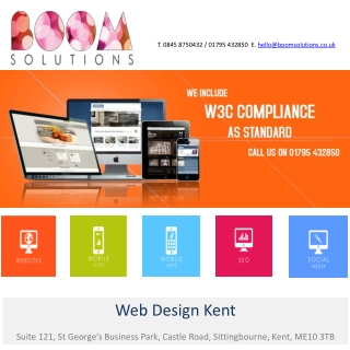 Web Design kent | Web Design Sittingbourne