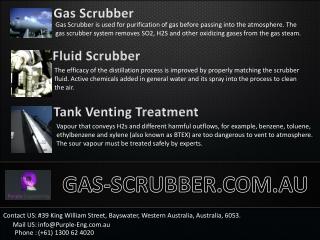 Gas Scrubber