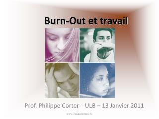 Burn-Out et travail
