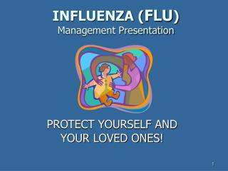 influenza flu management presentation