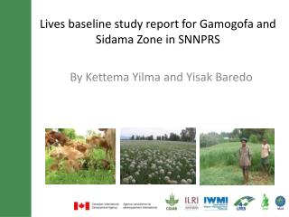 Lives baseline study report for Gamogofa and Sidama Zone in SNNPRS