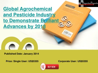 Global Agrochemical and Pesticide Market Trends in Top 10 Co