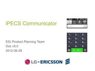 IPECS Communicator