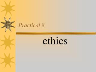 Practical 8