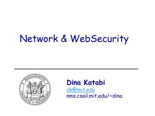 Network Security Denial of Service Attacks