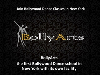Join Bollywood Dance Classes NY