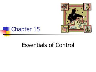 Essentials of Control