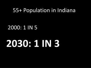 2030: 1 IN 3