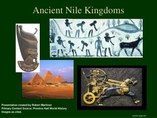 Ancient Nile Kingdoms