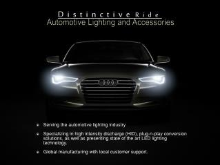 Automotive Lighting and Accessories