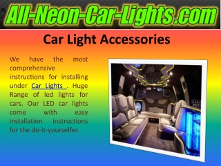 Car Led Lights