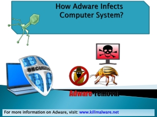 Adware Removal Tips