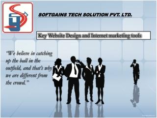 Web Development, SEO, BULK SMS, Emails -SoftGains Tech Solut