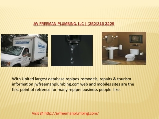 Buy Online Repiping Gainesville