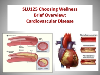 Heart Disease  Stroke -  Know your numbers