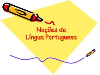 No  es de L ngua Portuguesa